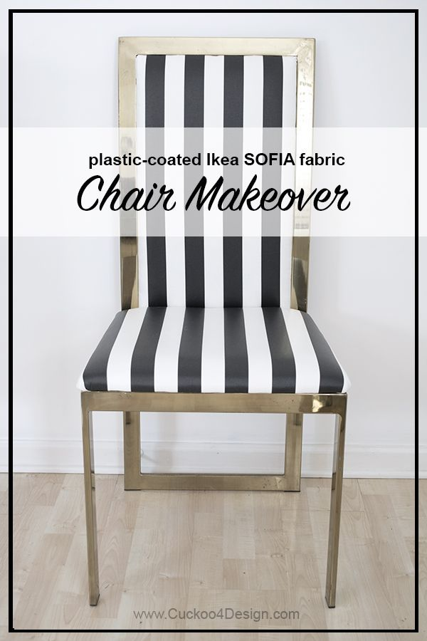 black parson chair covers baby sitting for eating and white brass parsons makeover diy furniture plastic coated ikea sofia fabric
