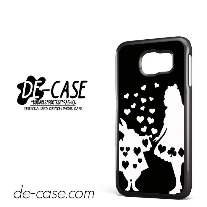 Alice And Mr Rabbit DEAL-483 Samsung Phonecase Cover For Samsung Galaxy S6 / S6 Edge / S6 Edge Plus