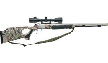 My next black-powder  CVA Accura V2 Thumbhole Muzzleloader