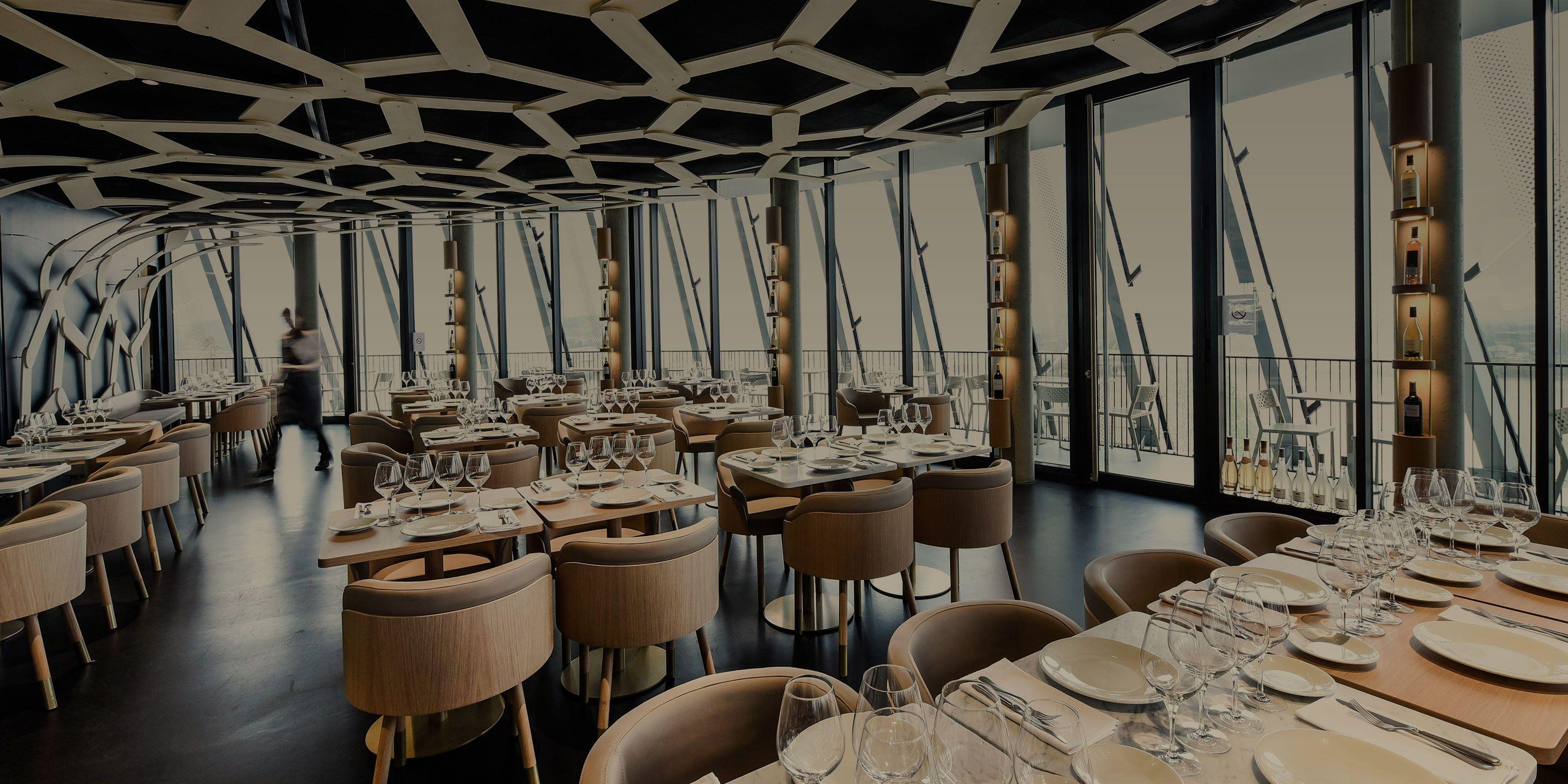 Restaurant Le 7 | La Cité du Vin #bordeaux #france