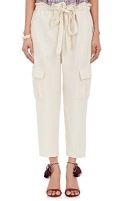 "ULLA JOHNSON ""Army"" Cargo Pants. #ullajohnson #cloth #pants"