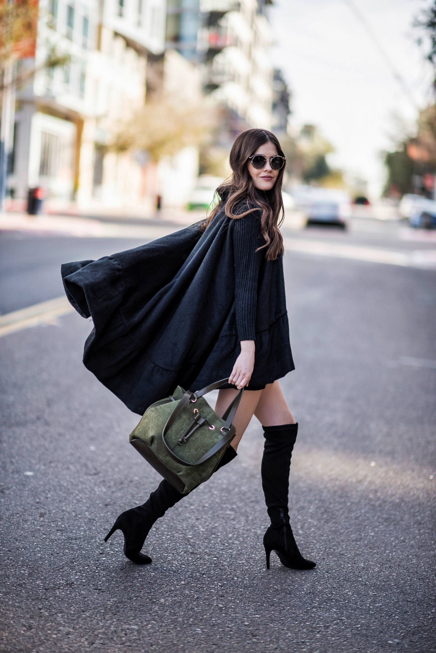 ec8748faa41c Can t get enough of over-the-knee boots this season! In my opinion