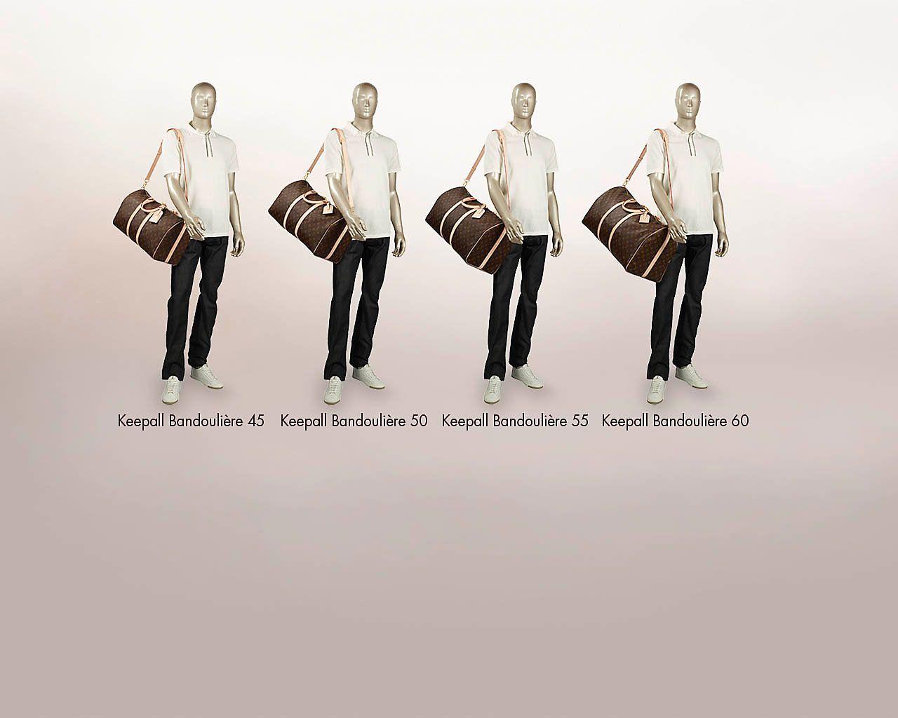 8e3d0a2d8e2 Keepall Bandoulière 60 in 2019 | Men's fashion... | Louis vuitton ...