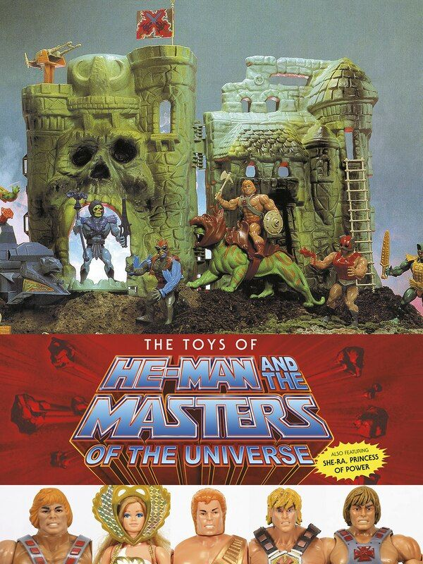 ICYMI: The #Toys of He-Man and the Masters of the Universe From Dark Horse Comics