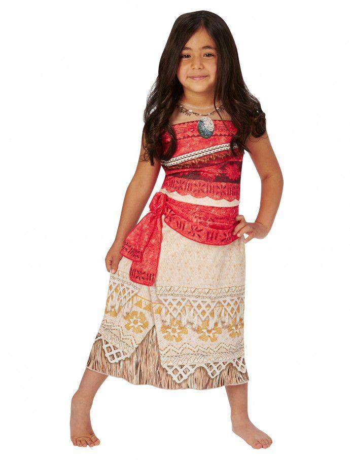 Vaiana Kinder Deiters Madchen Kostum Karneval Fasching