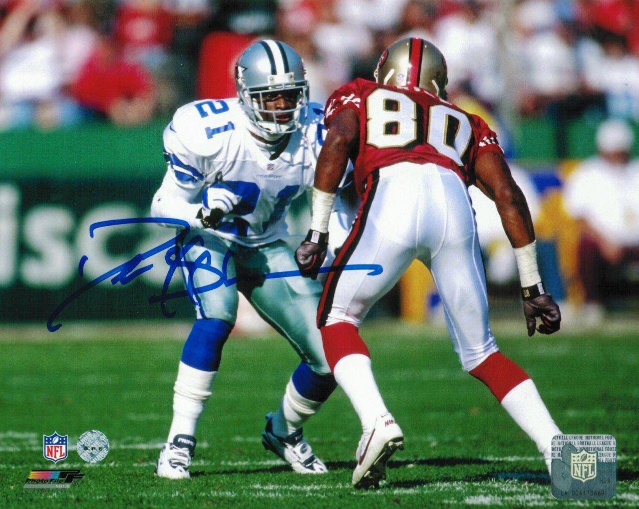 AAA Sports Memorabilia LLC Deion Sanders Dallas Cowboys