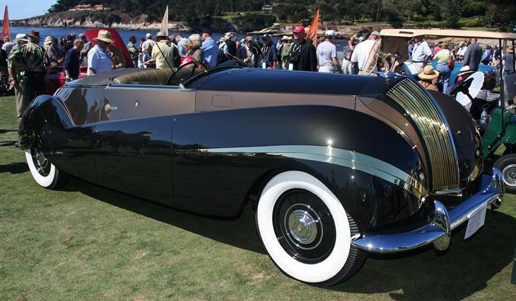 Image Result For Obras Primas Art Deco Rolls Royce Phantom