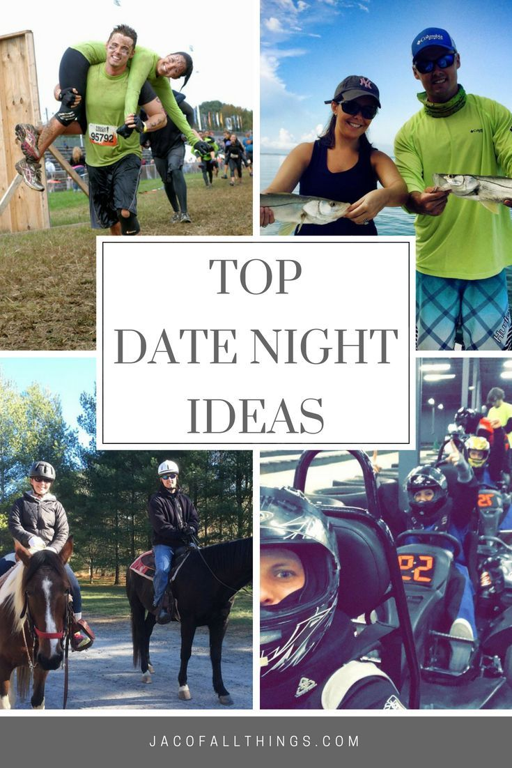 75 Fun and Romantic Date Night Ideas