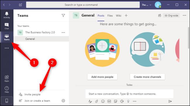 How To Set Up Microsoft Teams Collaborative Communication Microsoft Team Organization