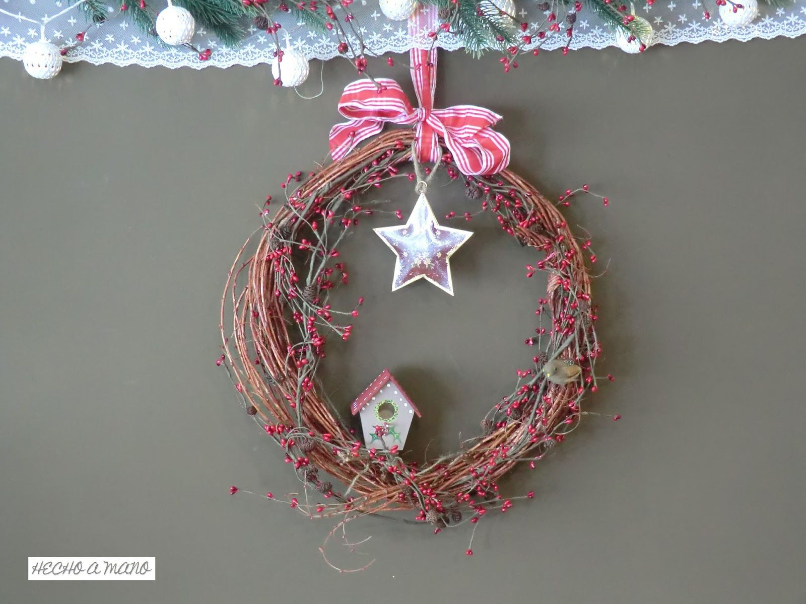 HECHO A MANO: CHRISTMAS TIME