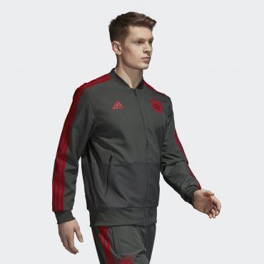 edf142d5f adidas FC Bayern 2018-19 Presentation Jacket