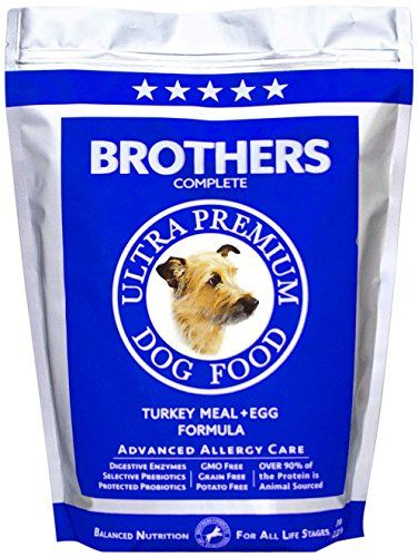 Brothers Complete Turkey Egg Advanced Allergy Formula 5lb You