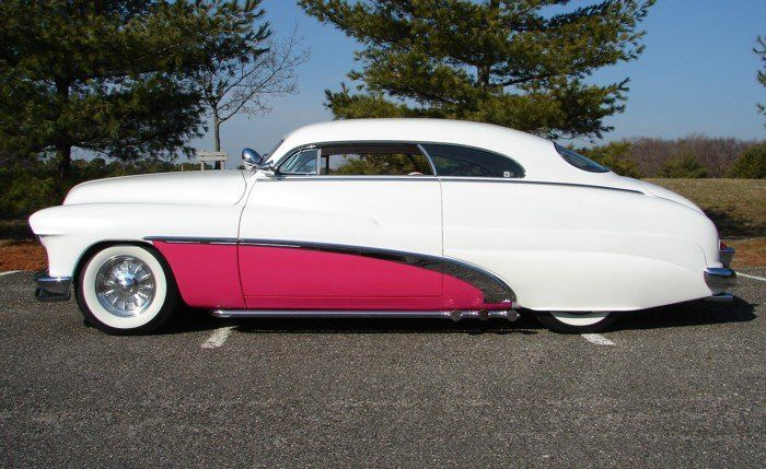 50s Cars For Sale 1950 Mercury Custom With Images Cool Old