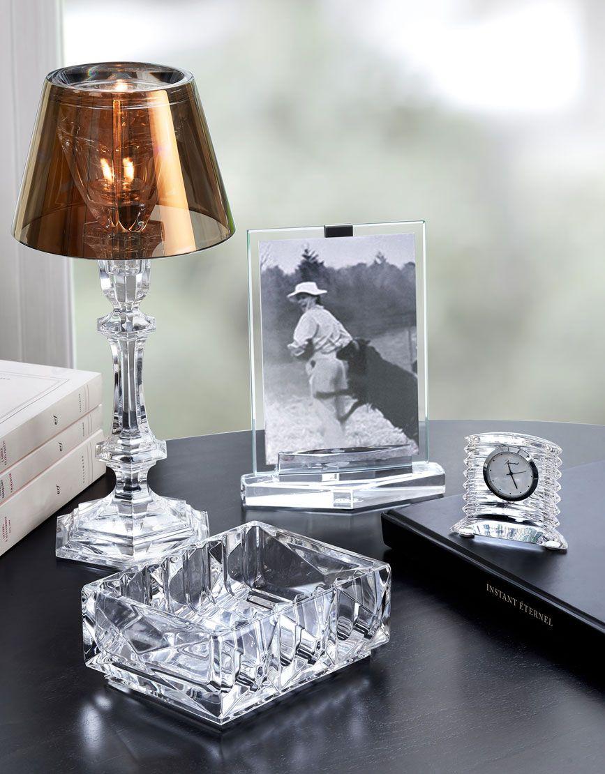 Baccarat Crystal Tableware Baccarat Baccarat Crystal Desk Accessories Baccarat