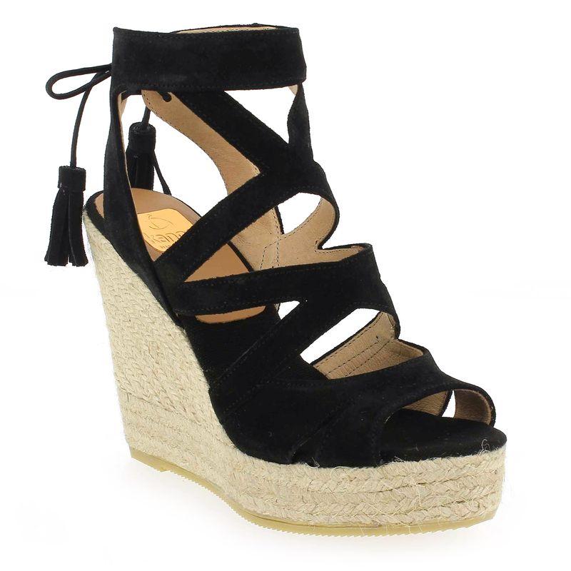 chaussure kanna noir