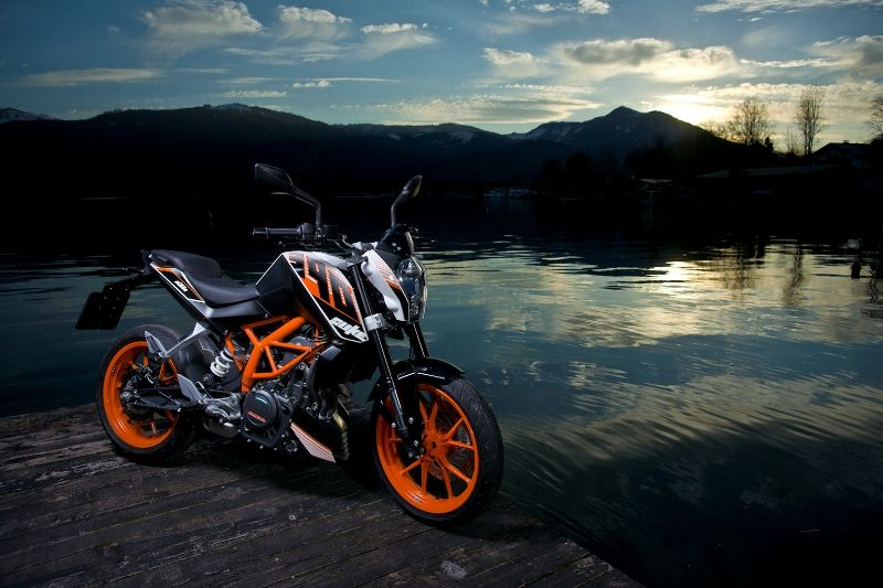 KTM 390 DUKE HD Wallpaper