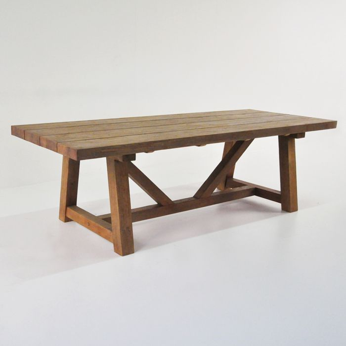 The Trestle Table defines classic country style in a modern theme ...