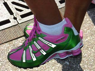 c781ef459ac00 Customized AKA Nike sneakers--I want one!