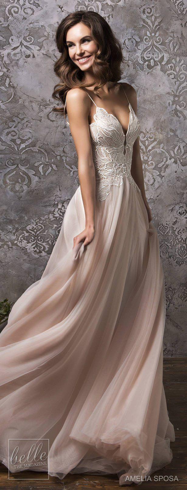 Amelia sposa wedding dress collection fall wedding dresses