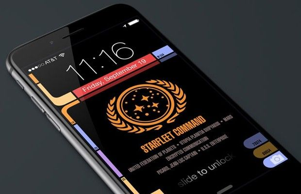 TNG LCARS Wallpaper For IPhone 6 And 6 Plus #startrek
