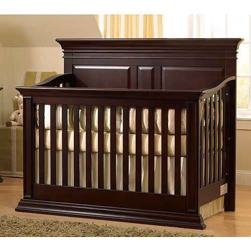 Baby Cache Vienna Lifetime Convertible Crib | Nursery Room Ideas ...