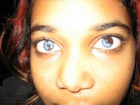 How To Change Eye Color With Sound Youtube Cool Eyes People