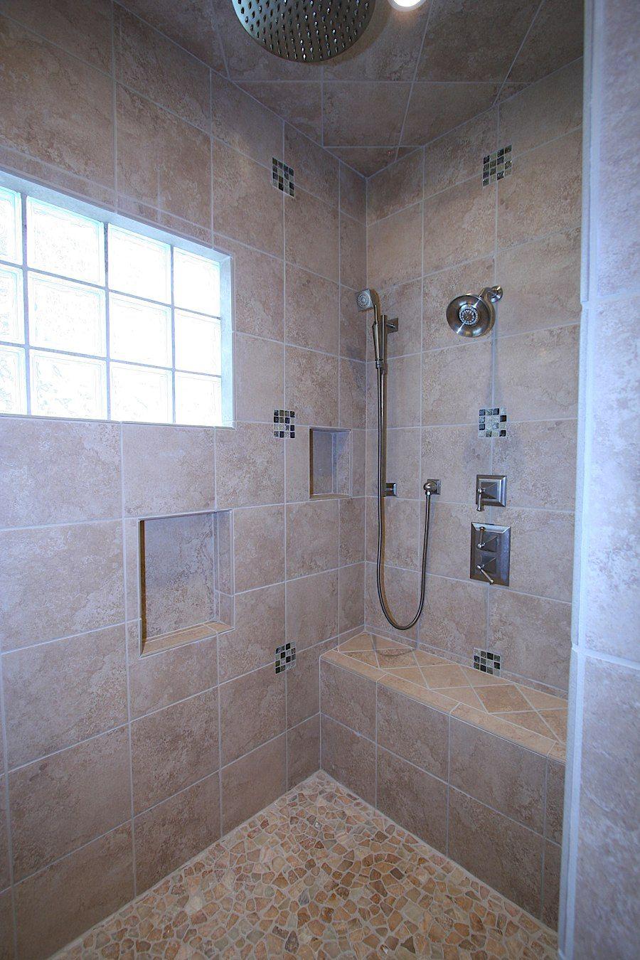 Built by DreamMaker Bakersfield   Bathroom design