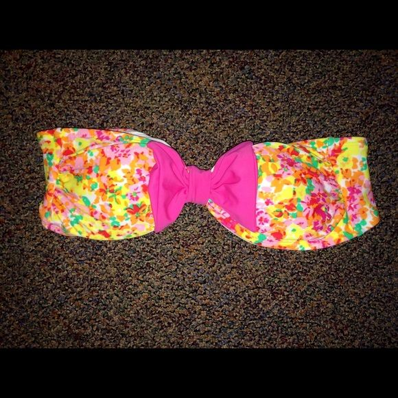 Swimsuit Colorful, flowers aerie Swim Bikinis