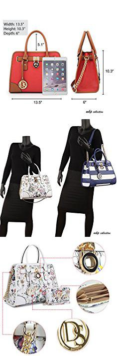 MKP Collection Fashion Woman Handbag and Wallet set~Beautiful Tote~Designer  Satchel~Nice Purse 6892W Purple.  nice  bags  nicebags 347936af36