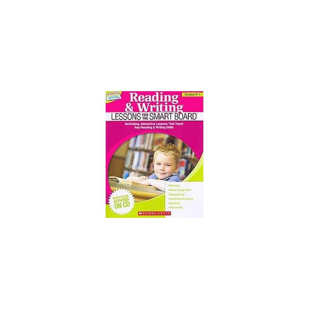 Reading & Writing Lessons for the Smart ( Teaching Resources) (Mixed media product)