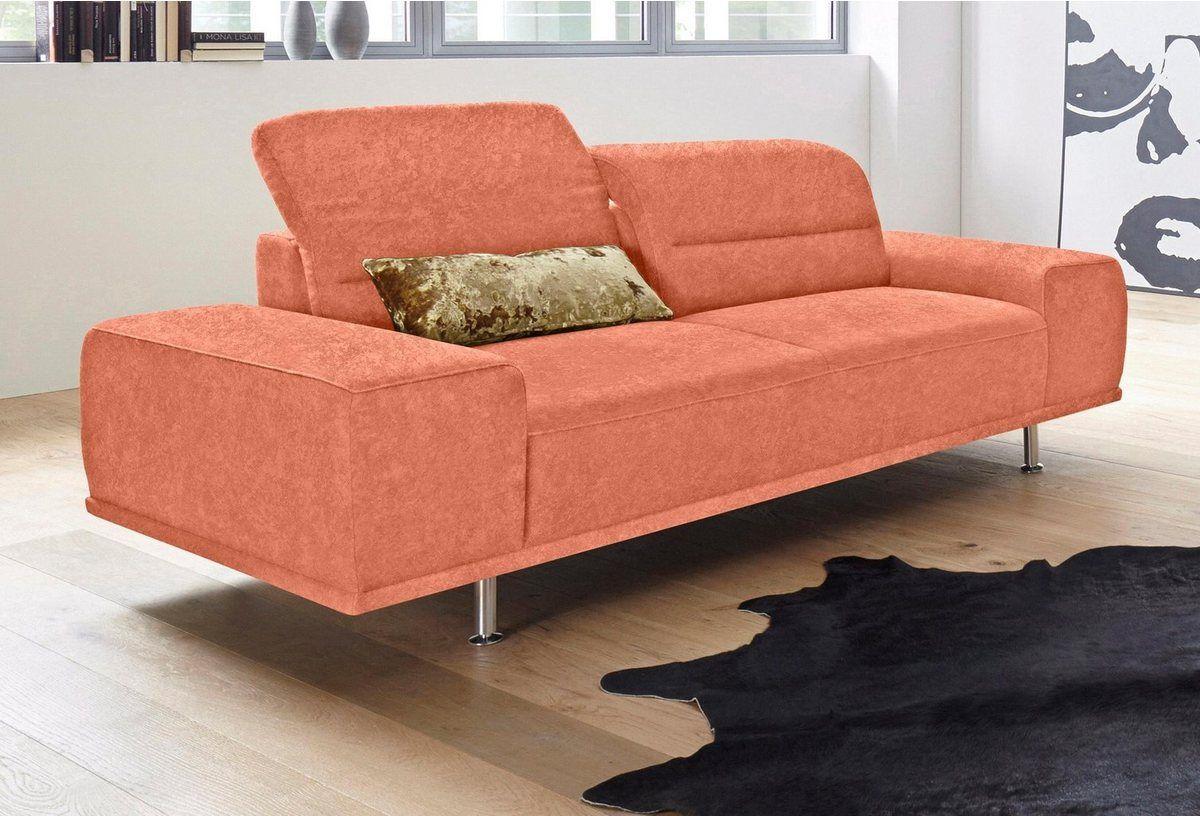 3 Sitzer Mit Federkern Inklusive Sitztiefenverstellung Sitzen Kleines Sofa 3 Sitzer Sofa