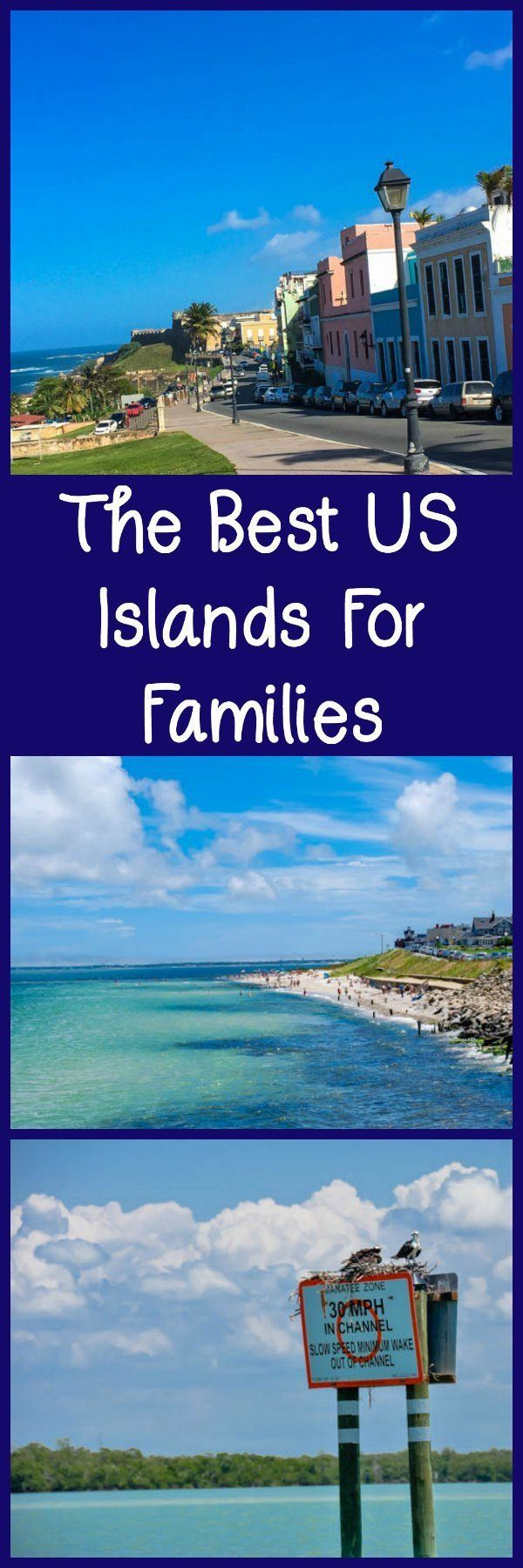 the best us islands for families | family travel ideas usa