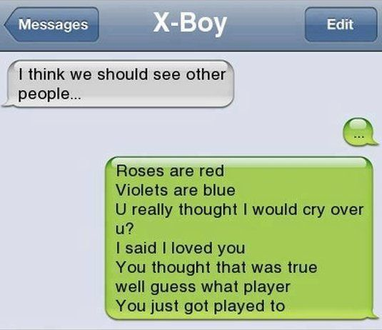SMS - Roses are red - www.funny-pictures-blog.com