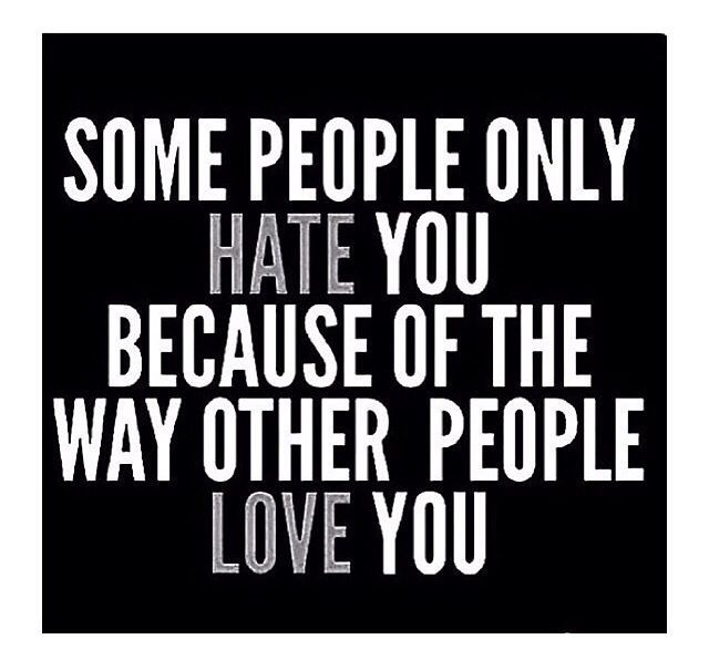 people hate to see you happy quotes