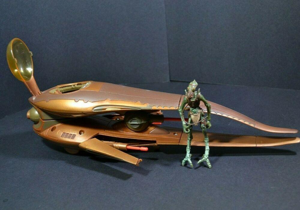 Hasbro Star Wars Clone Wars Geonosian Starfighter