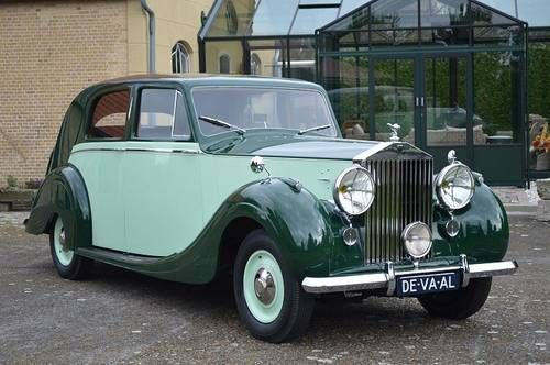 Photo of 1948 Rolls-Royce Silver Wraith Park Ward Saloon For Sale | Car And Classic