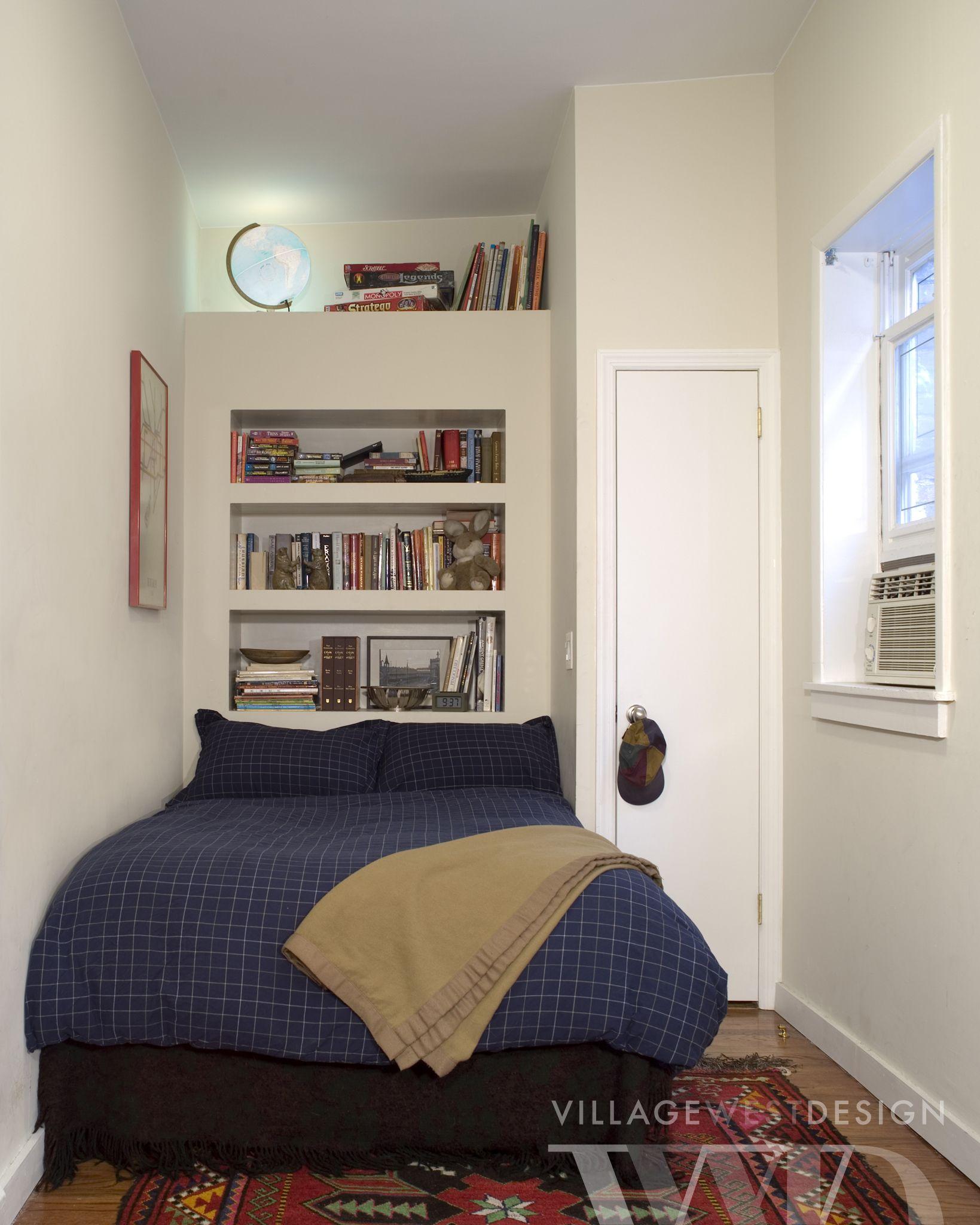 Bedrooms | Village West Design | Small bedroom decor ...
