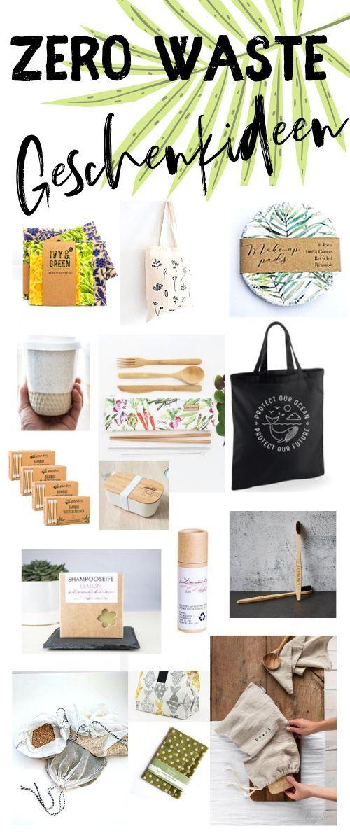 Zero Waste Gift Guide - Nachhaltige Geschenkideen — Hochseiltraum #lastminutegeschenk
