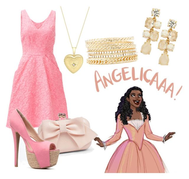 Angelica - Hamilton inspired outfit