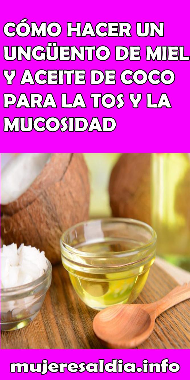 Aceite de coco natural para bajar de peso