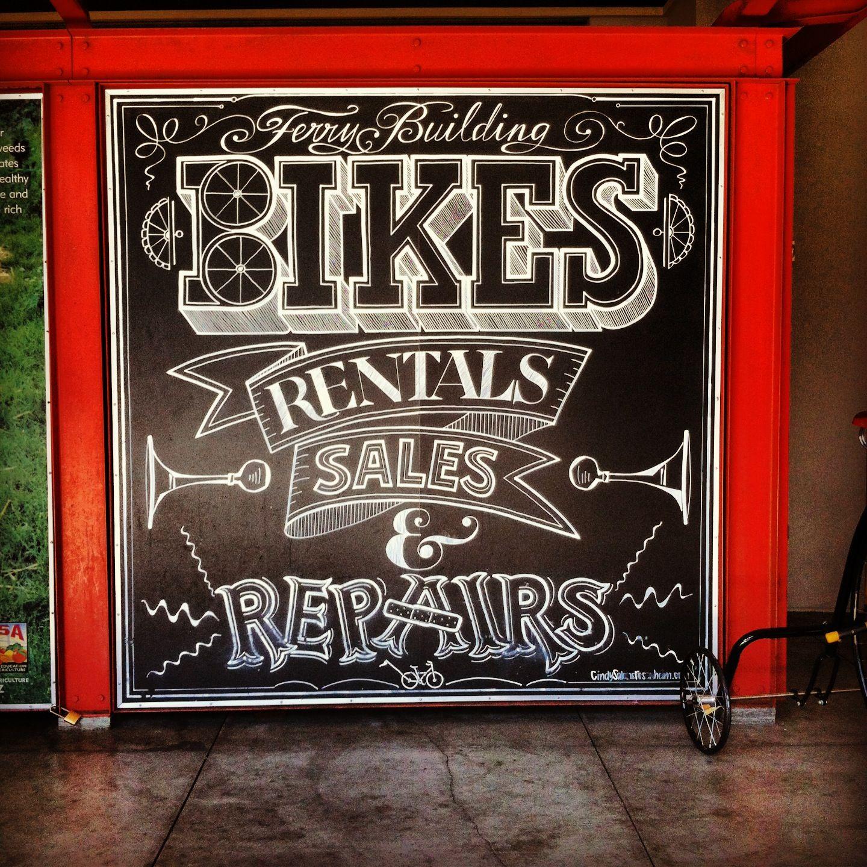 Rental Companies San Francisco: Bike Rental Sign In San Francisco