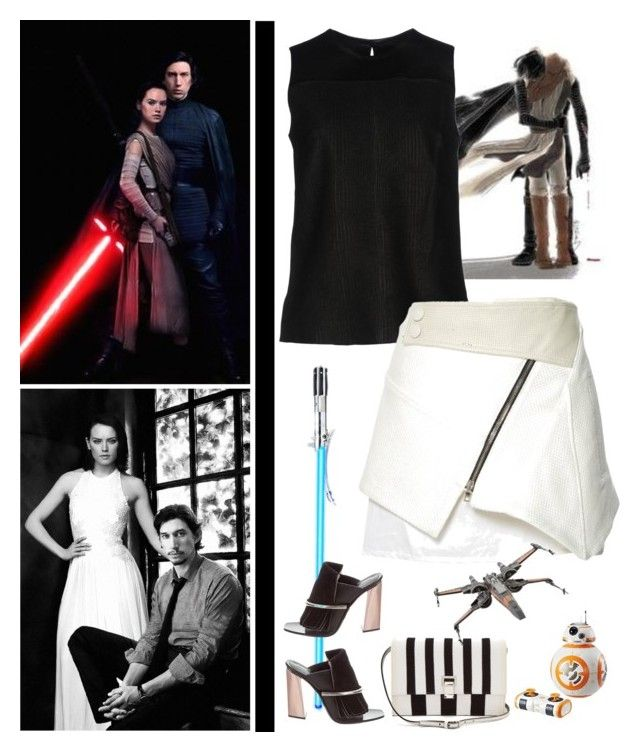 """""""Reylo -"""" by fashionqueen76 ❤ liked on Polyvore featuring Proenza Schouler"""