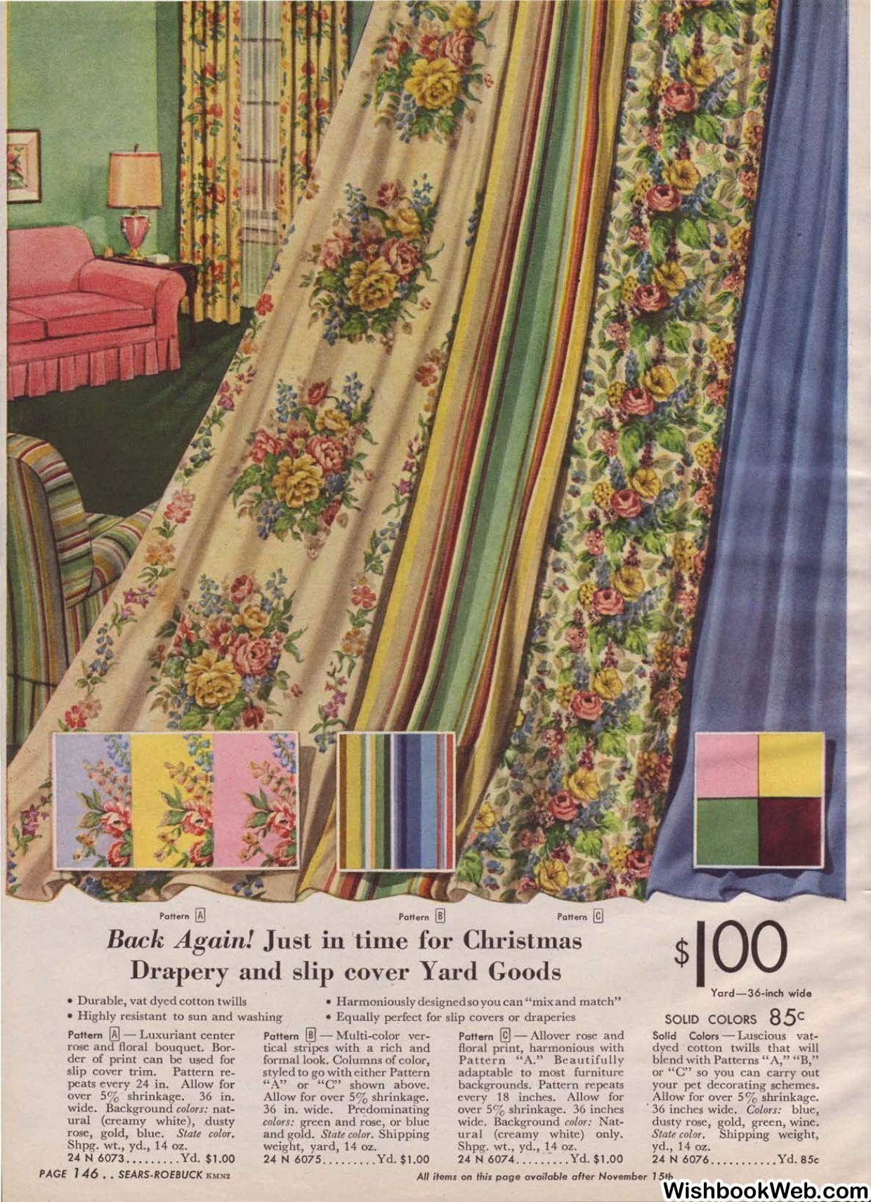 1945 Sears Christmas Catalog