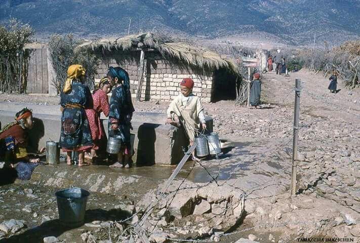 Voyage chez les Amazighes  Eau source de vie