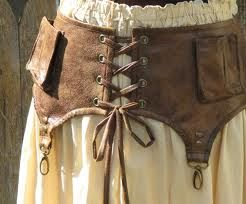 I quite like this - I'd probably try to get it so that the garter clips actually do something, though.