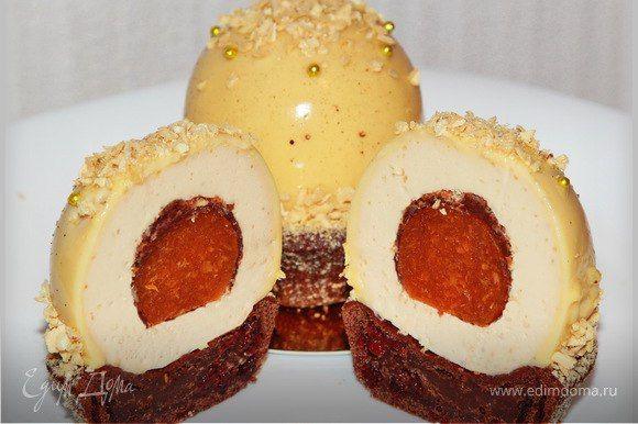 рецепты пирожных из дан десерта лакомка