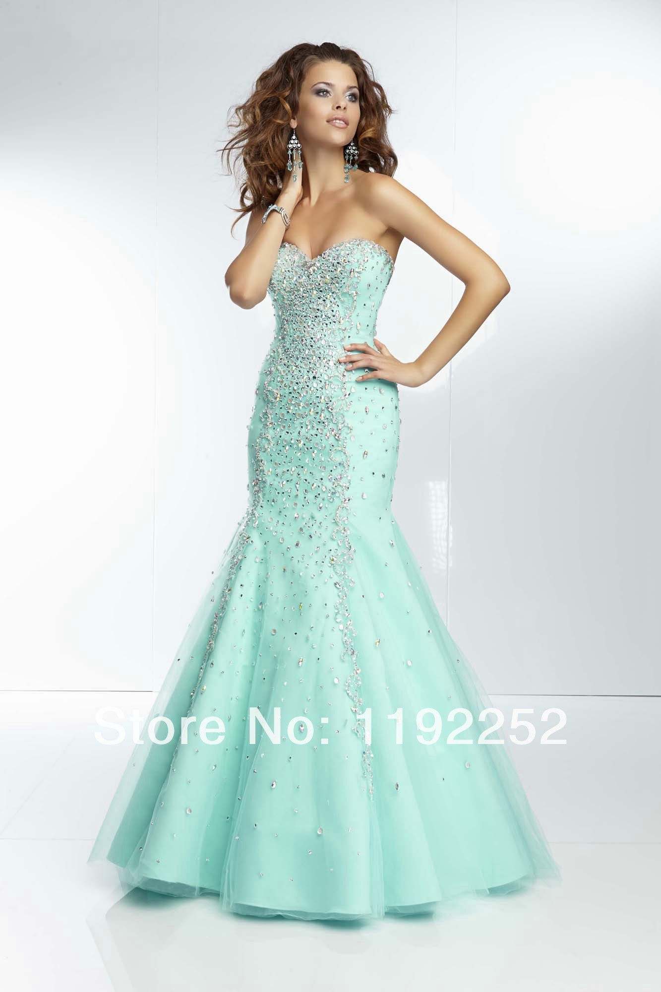 Custom made free shipping charming sexy sweetheart chiffon prom