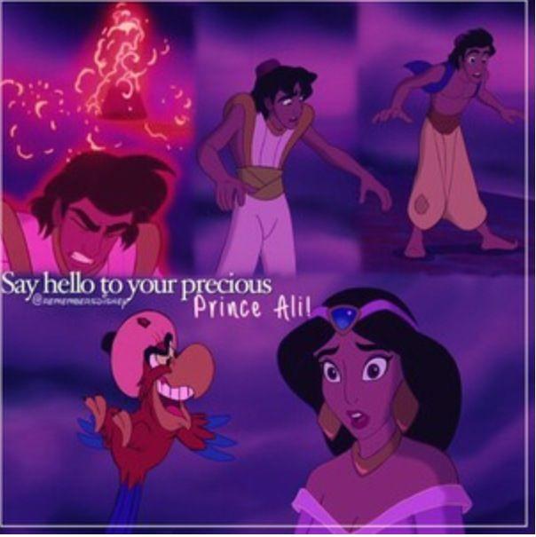 The Most Trusted Advisor Jafar Was Jealous Aladdin Had The