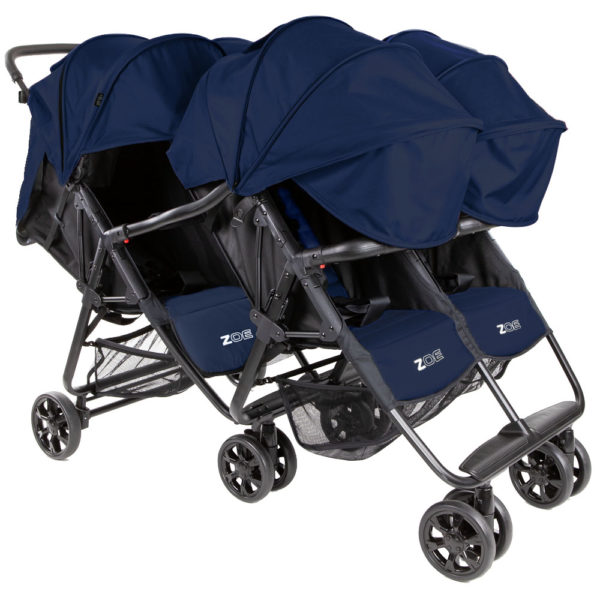 The Tribe+ (XL4) Quad stroller, Baby strollers, Big family