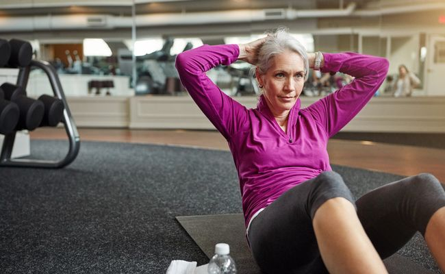 Okay, Are Crunches Actually Bad for Us? | Osteoporosis ...